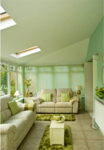 Guardian Warm Roof by Premier Roof Systems - Interior