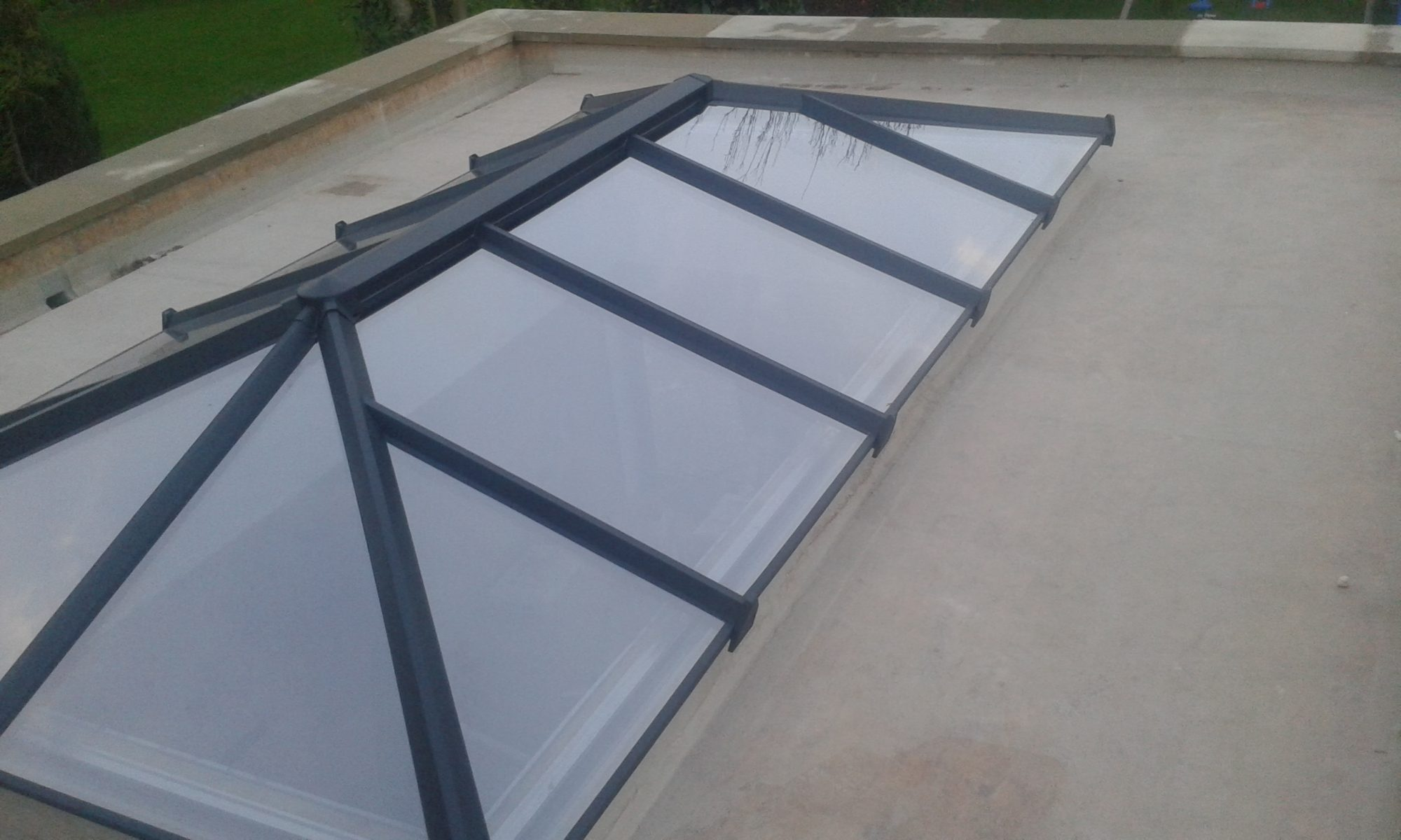 Skypod Skylights Roof Lantern Premier Roof Systems
