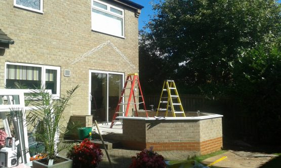 Victorian Tiled Conservatory Roof Installation