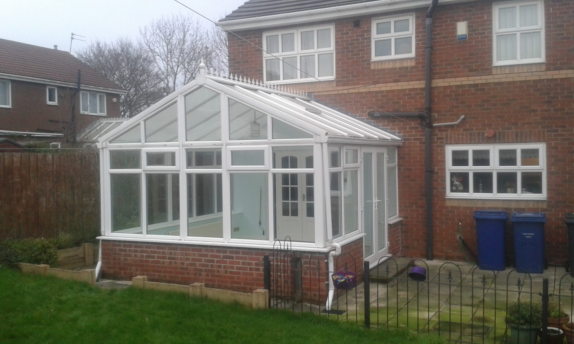 Gable End Guardian Warm Roof Premier Roof Systems