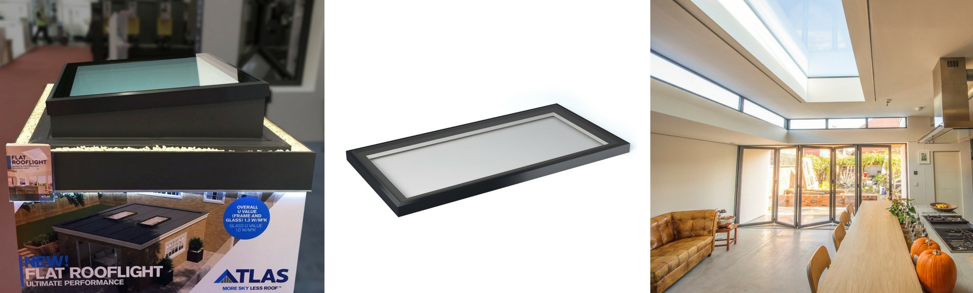 Atlas Flat Rooflight