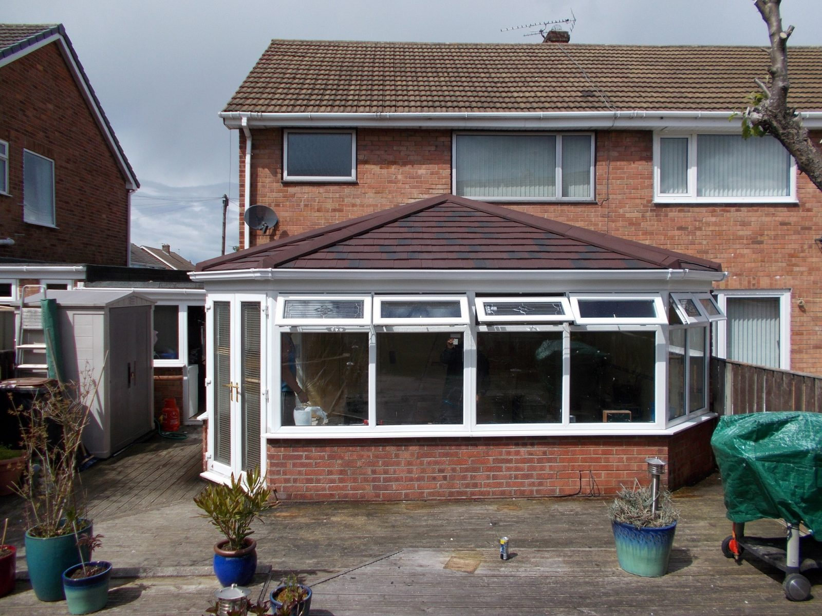 Solid Conservatory Roof (Guardian Warm Roof) - Premier ...