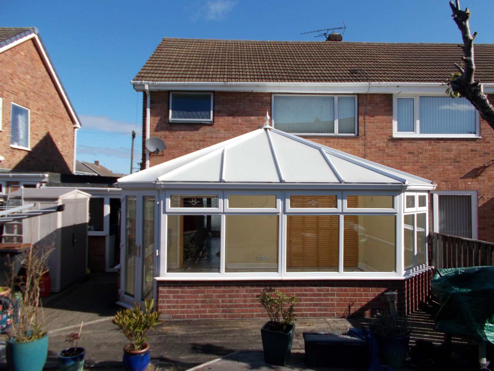 Solid Conservatory Roof Guardian Warm Roof Premier Roof Systems