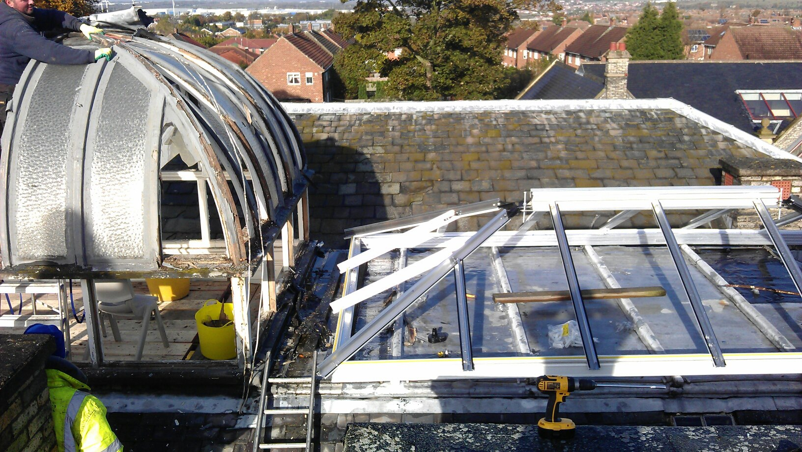 Grindon Hall Christian School (Roof Lantern) - Premier ...