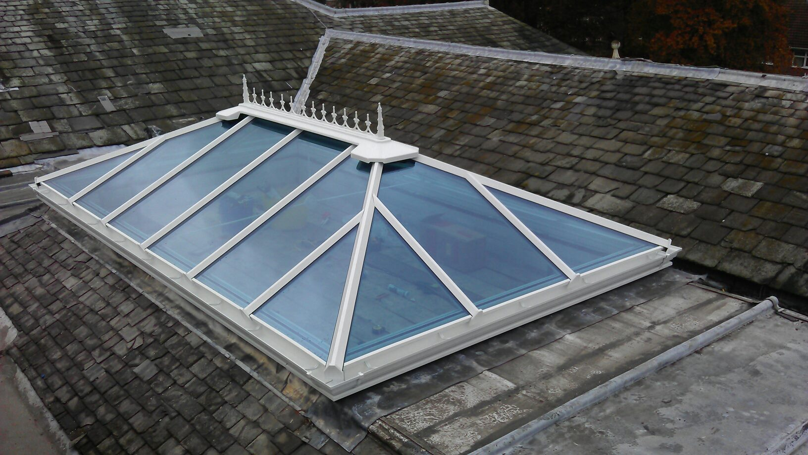 Grindon Hall Christian School Roof Lantern Premier