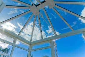 Glazed Conservatory Roofs by Premier Roof Systems