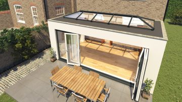 Roof Lanterns and Flat Rooflights