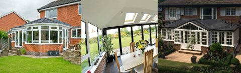 Solid Conservatory Roofs (Guardian Warm Roof)