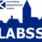 Local Authority Building Standards Scotland - Logo