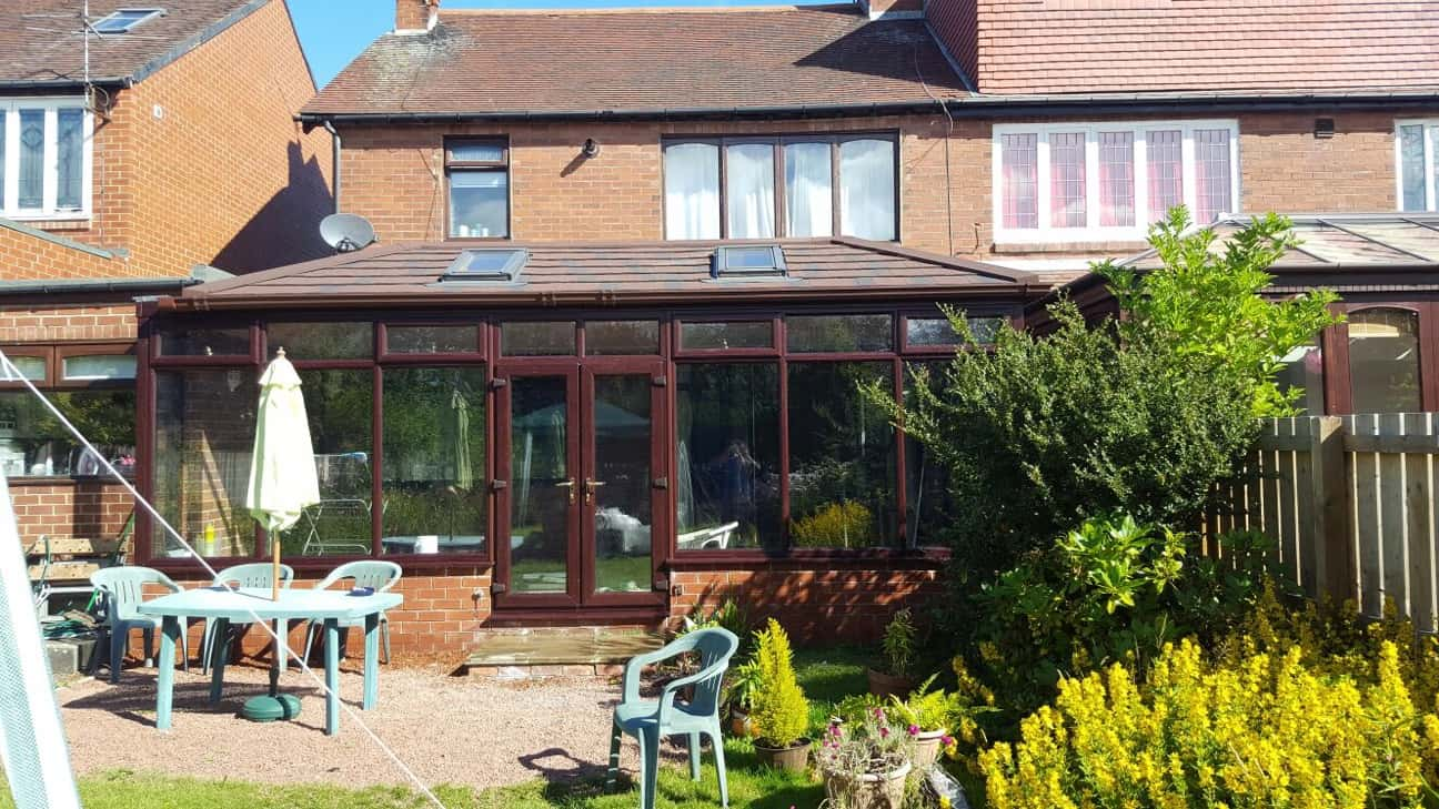 Guardian Warm Roof (Tiled Conservatory Roof)