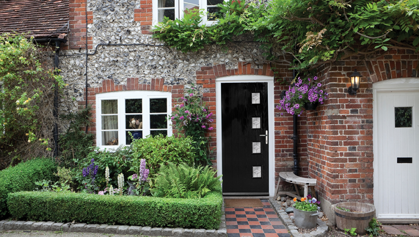 Composite Doors by Premier Roof Systems