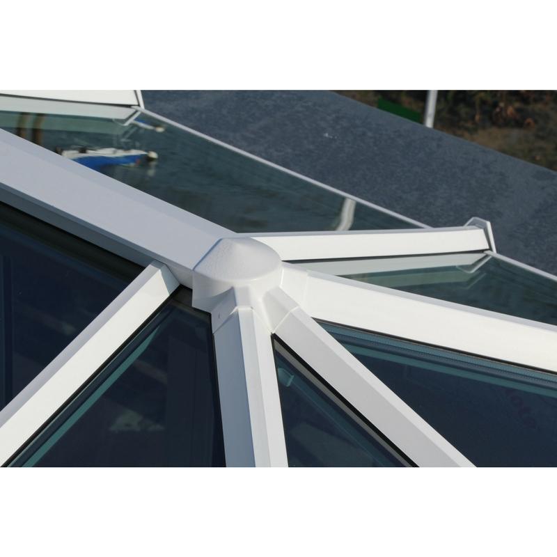Conservatory Roof Lanterns And Rooflights: Skypod Roof Lanterns Shop - Premier