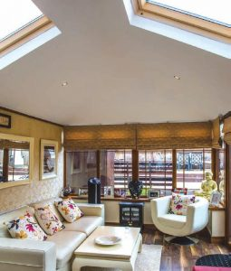 Guardian Warm Roof - Interior Design