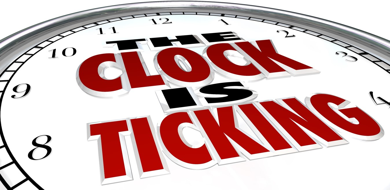 The Clock Is Ticking - Premier Roof Systems