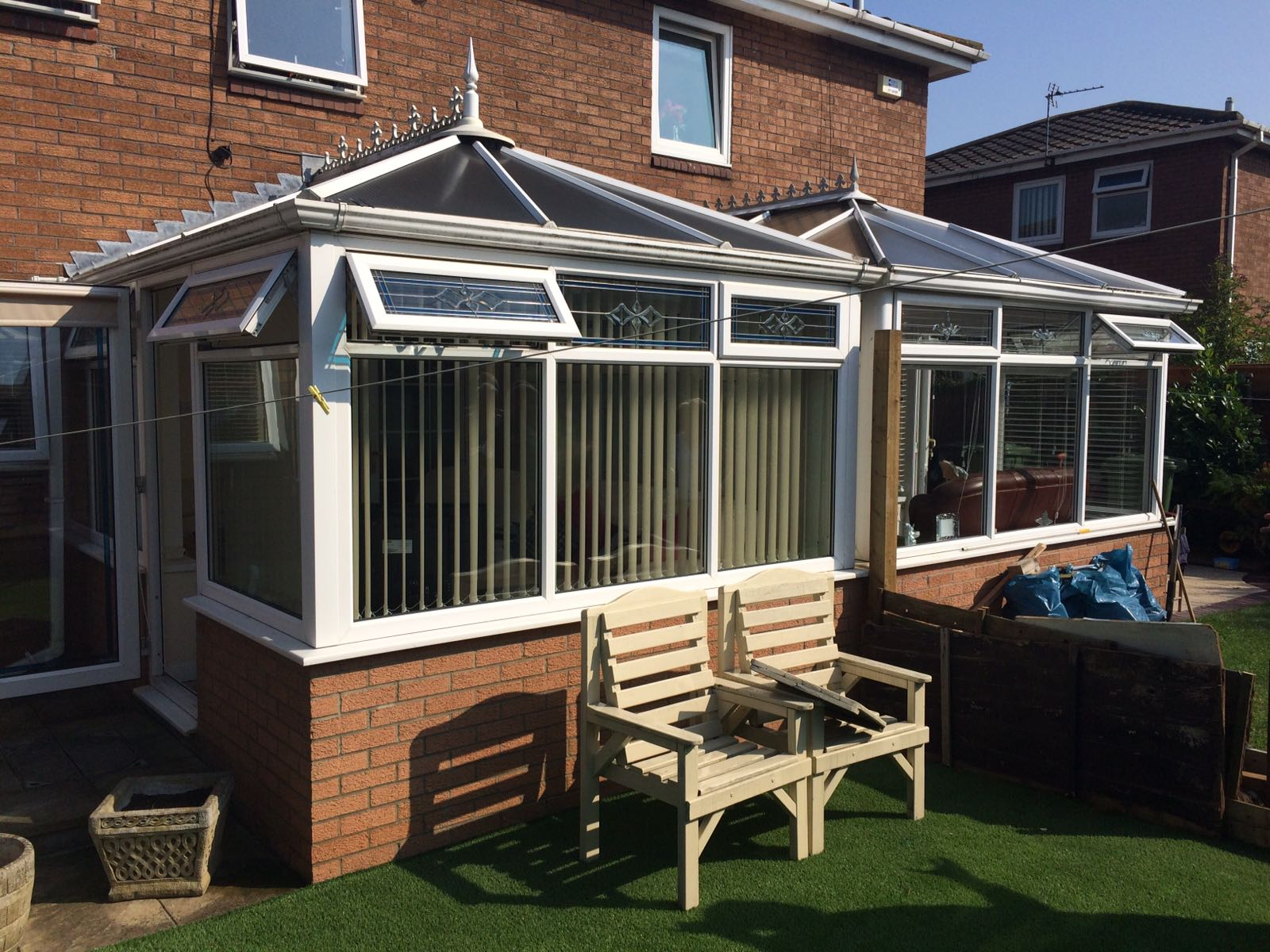 Guardian Warm Roof Insulated Conservatory Roof Premier Roof Systems