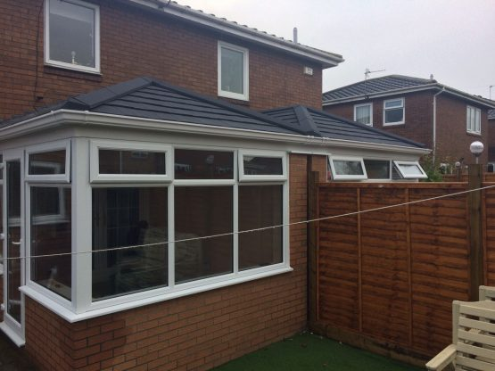 Guardian Warm Roof - Edwardian