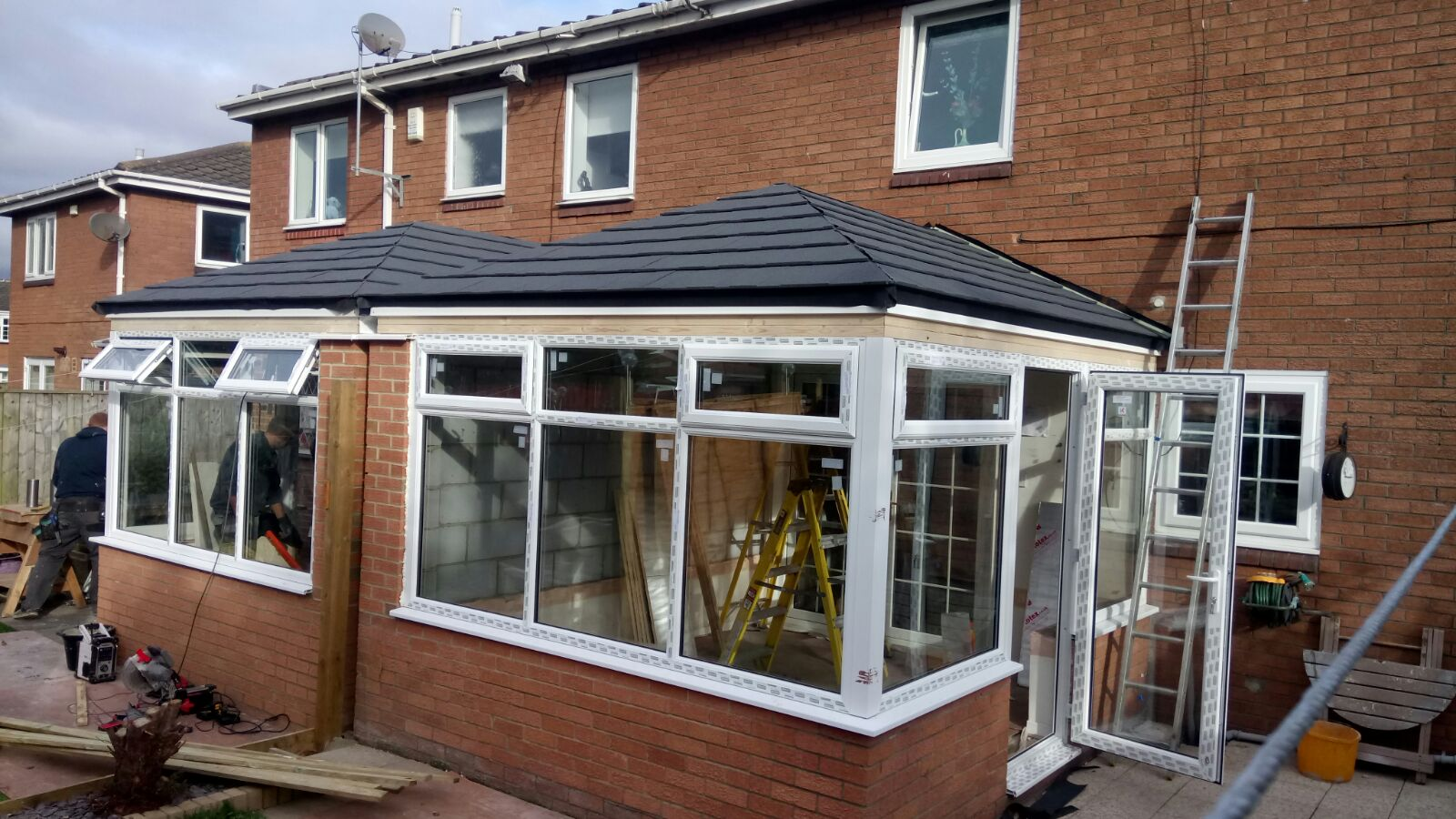 Guardian Warm Roof Insulated Conservatory Roof Premier
