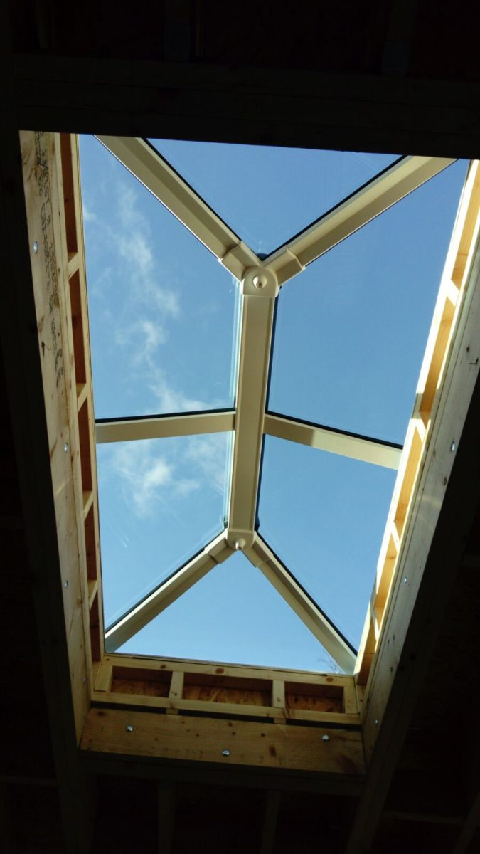 Skypod Skylights Lantern Roof Premier Roof Systems