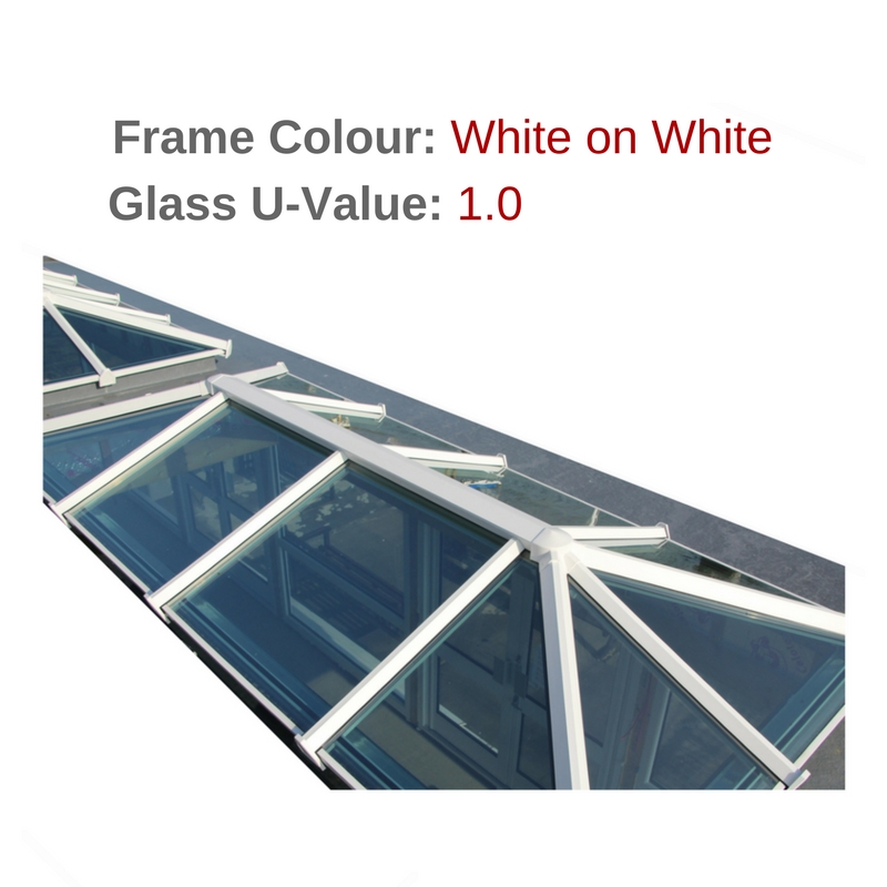 Skypod Skylights - White Frame - 1.0 U-Value