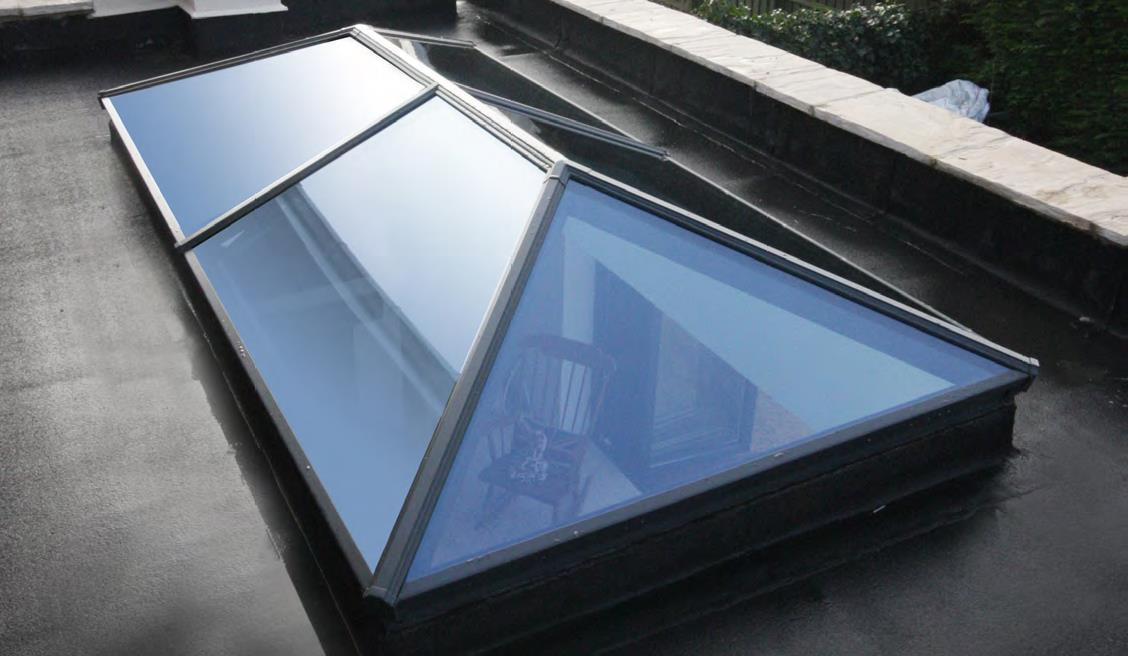 Aluminium Roof Lantern - Korniche