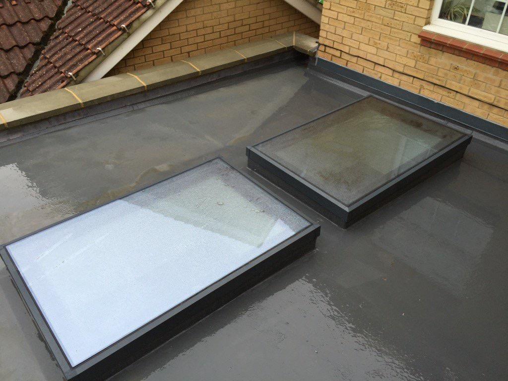Barong Windows Flat Rooflight