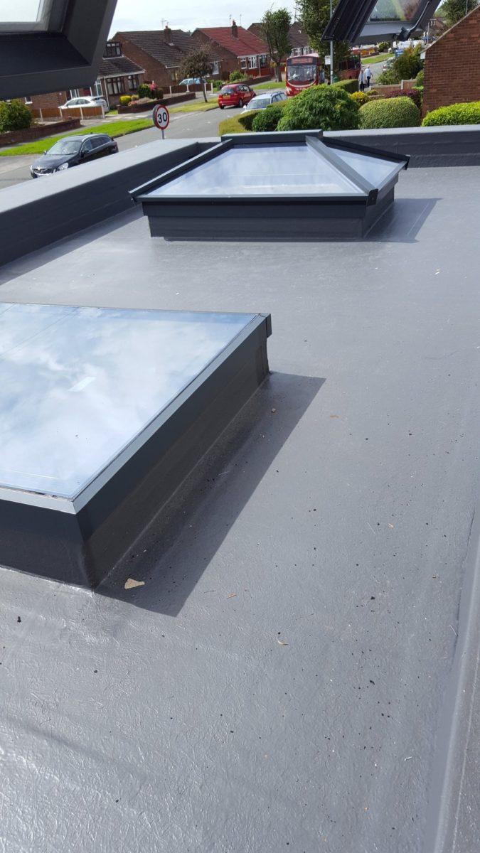 Atlas Flat Rooflight