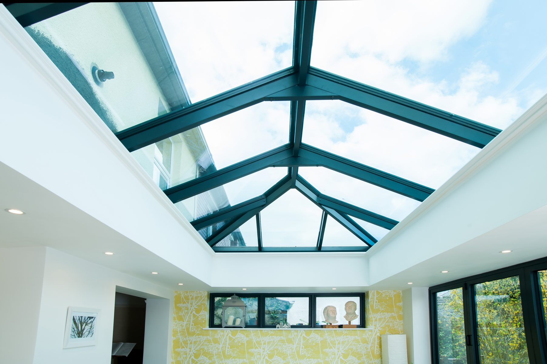 Atlas Aluminium Roof Lantern Cardiff Venues