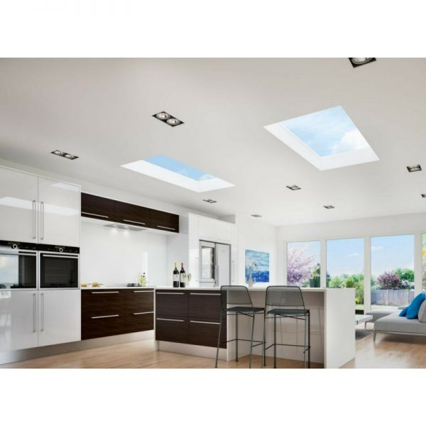 Atlas Aluminium Flat Rooflight