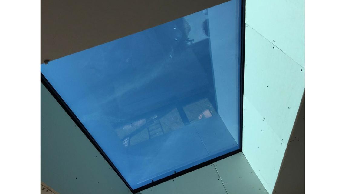 Atlas Aluminium Flat Rooflight