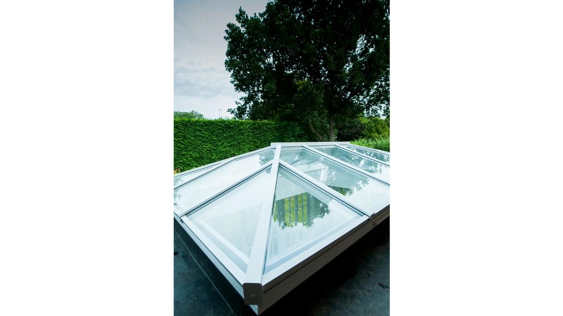 Atlas Aluminium Roof Lantern