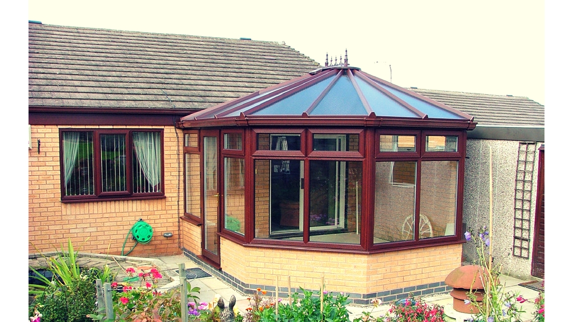 Polycarbonate Conservatory Roofs
