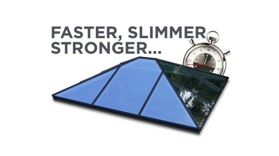 Korniche Aluminium Roof Lantern