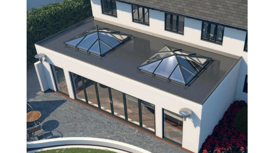 Conservatory Roofs Roof Lanterns Windows And Doors