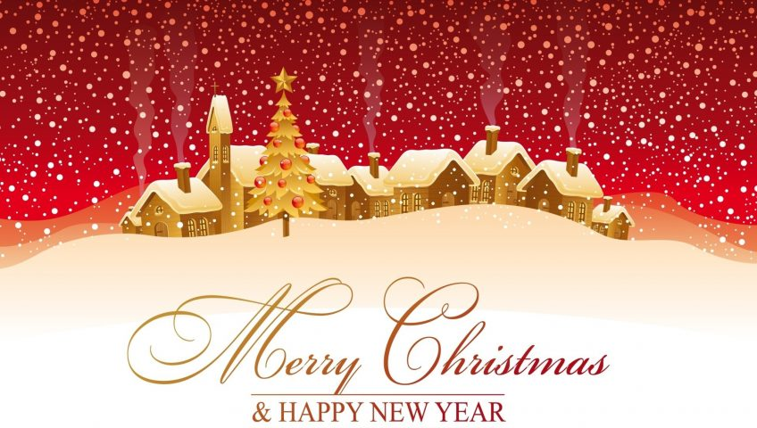 Merry Christmas and Happy New Year - Premier Roof Systems