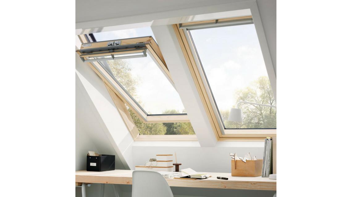 Centre Pivot Roof Windows Dakea Roof Windows Premier