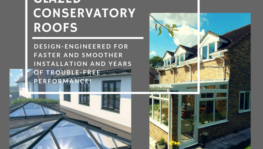Roof Lanterns and Glazed Conservatory Roofs