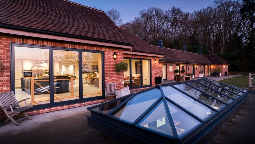 Atlas Aluminium Roof Lanterns