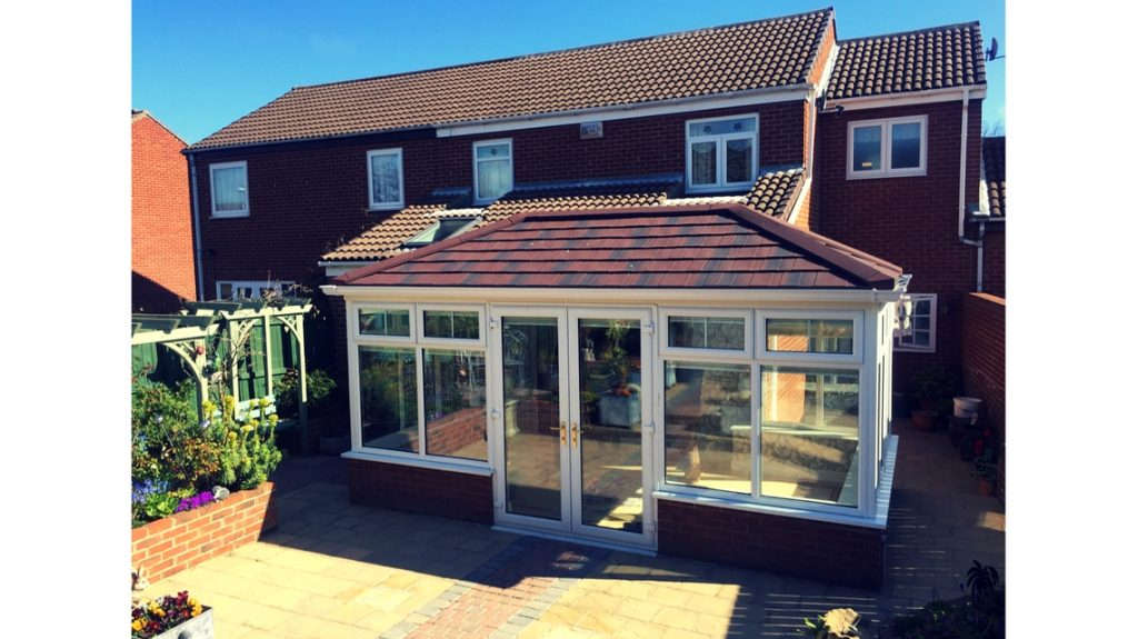 Solid Conservatory Roof