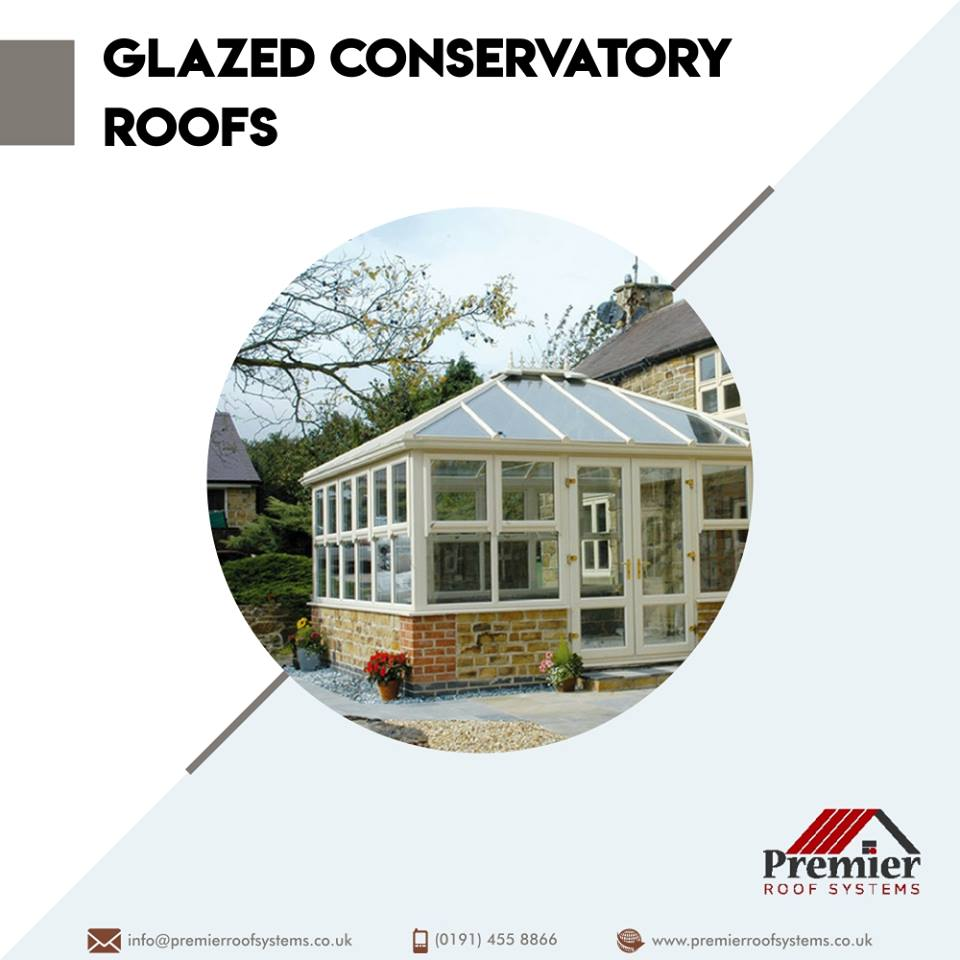 Tiled Or Glazed Conservatory Roof Replacement? - Premier ...