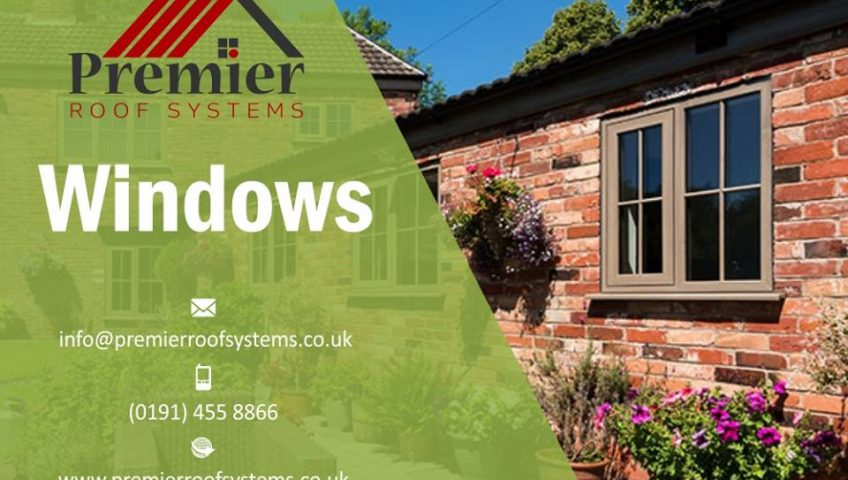 UPVC Casement Windows Designs - Premier Roof Systems