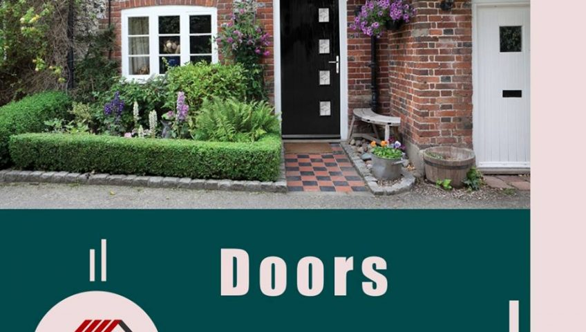 Modern Composite Doors - Premier Roof Systems