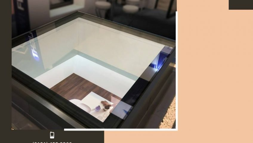 Walk-on Flat Rooflights
