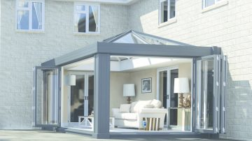 Ultraframe Ultrasky Roof