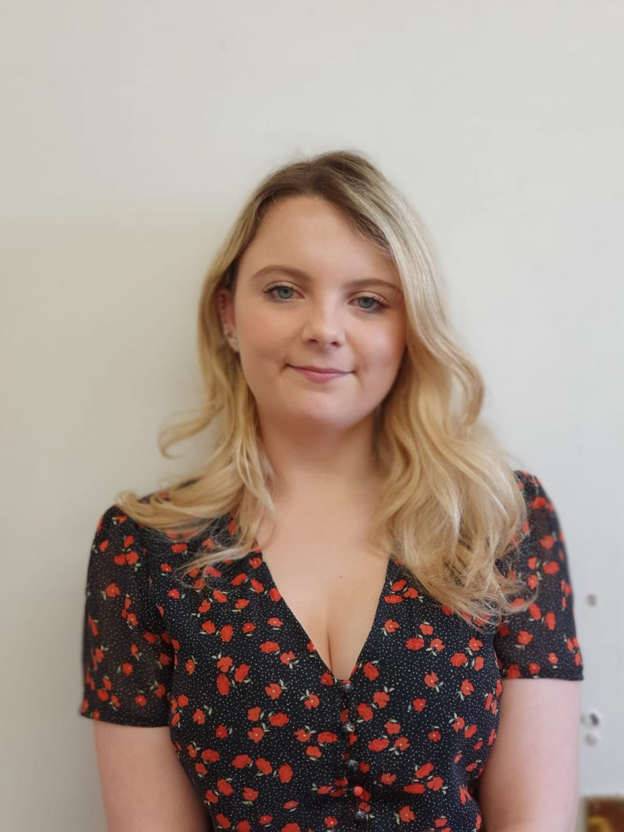 Mia Ogden - Administrative Assistant